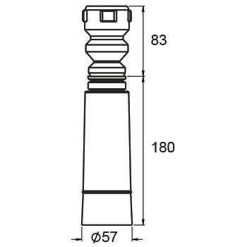 VENTO: 1.9 TDI/2.0 BV-FSI-T-TDI/2.5 R5/118 MM. (08…)